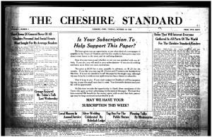 19261019_Cheshire Standard_p1